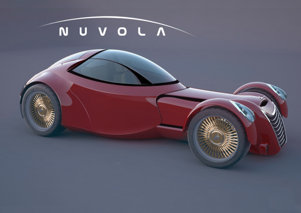 Nuvola red